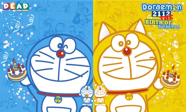 2112 The Birth Of Doraemon Hindi Dubbed Special Episode Download (720p HD)