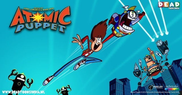 Atomic Puppet Hindi Dubbed Episodes Download (720p HD)