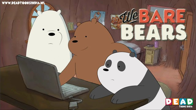 We Bare Bears Hindi Dubbed Episodes Download (720p HD)