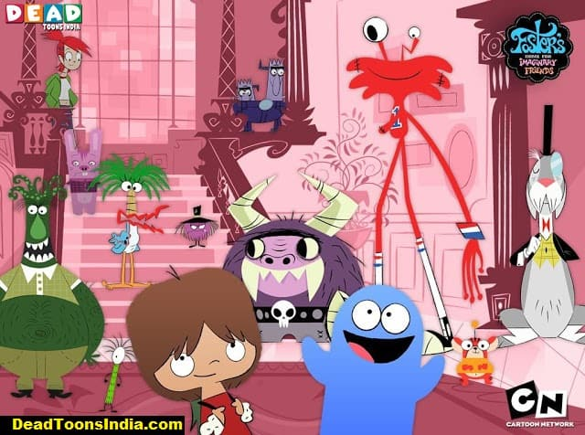 Foster's Home for Imaginary Friends Hindi Dubbed Episodes Download