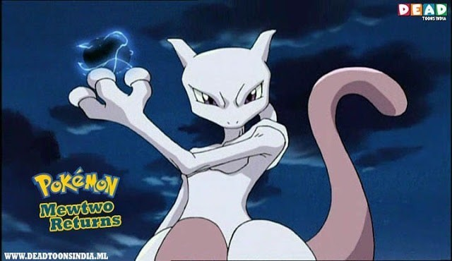 Pokemon Special Movie Mewto Returns Hindi Dubbed Download (720p HD)