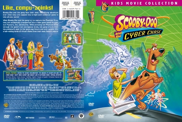 Scooby Doo and the Cyber Chase Full Movie Hindi Dubbed (720p HD)