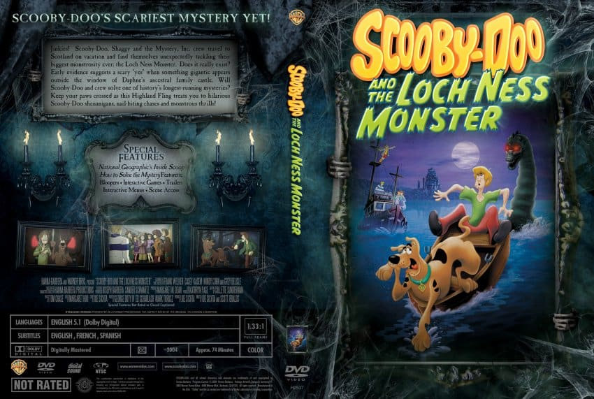 Scooby Doo and the Loch Ness Monster Full Movie Hindi Dubbed (1080P Full HD)