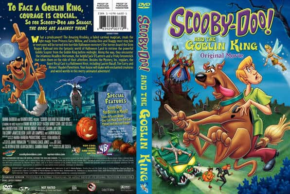 Scooby Doo and the Goblin King Full Movie Hindi Dubbed (720p HD)
