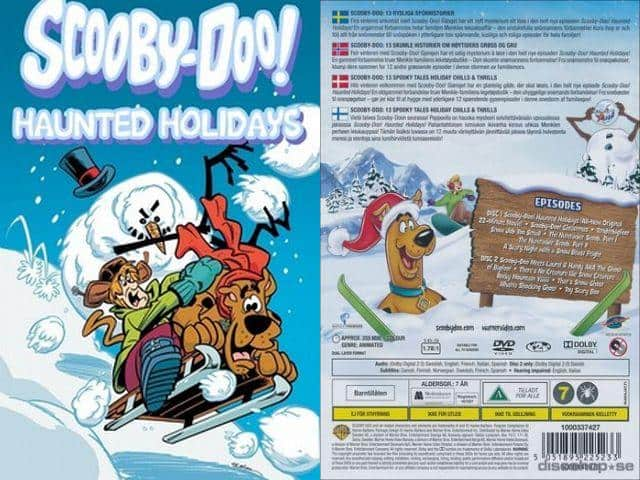 Scooby Doo Haunted Holidays Special Movie Hindi Dubbed (720p HD)