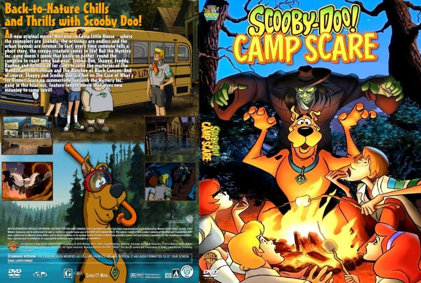 Scooby Doo Camp Scare Full Movie Hindi Dubbed Download