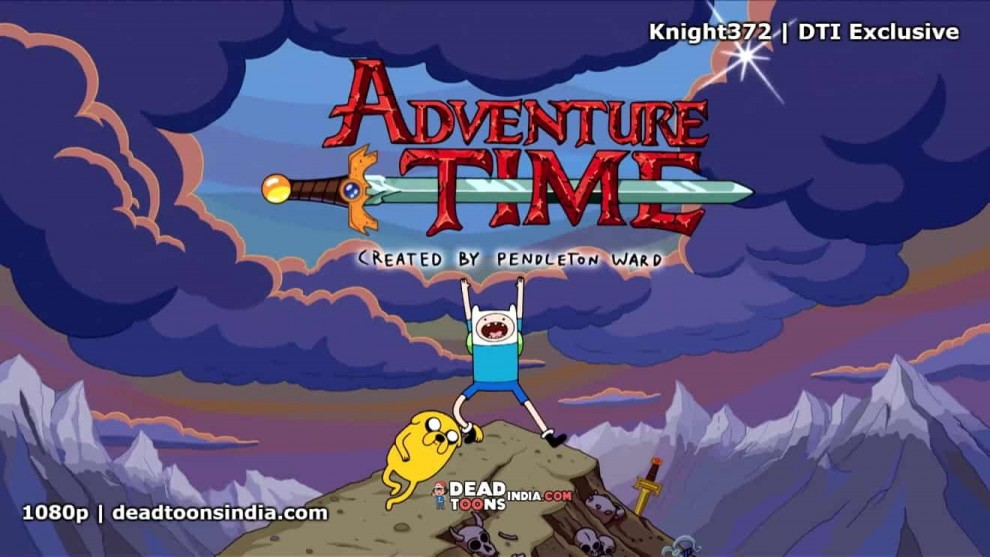 Adventure Time Hindi Dubbed Episodes Download (1080p FHD and 720p HD)