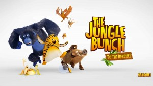 Jungle Bunch Hindi Dubbed Episodes Download (720p HD)