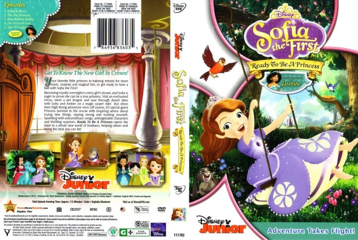 Sofia the First Once Upon a Princess (2012) Movie in Hindi Download