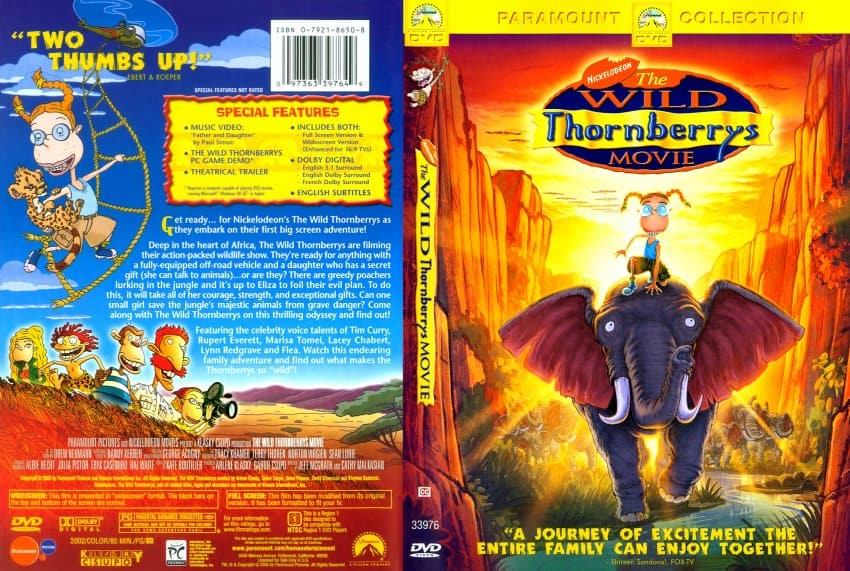 [Movie] The Wild Thornberrys Movie (2002) Hindi Dubbed Download [720p HD]
