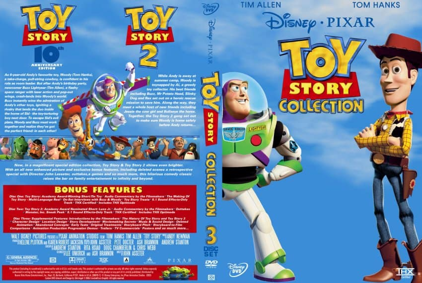 [Movie] Toy Story Trilogy (1995-2010) Hindi Dubbed Download (1080p & 720p HD)
