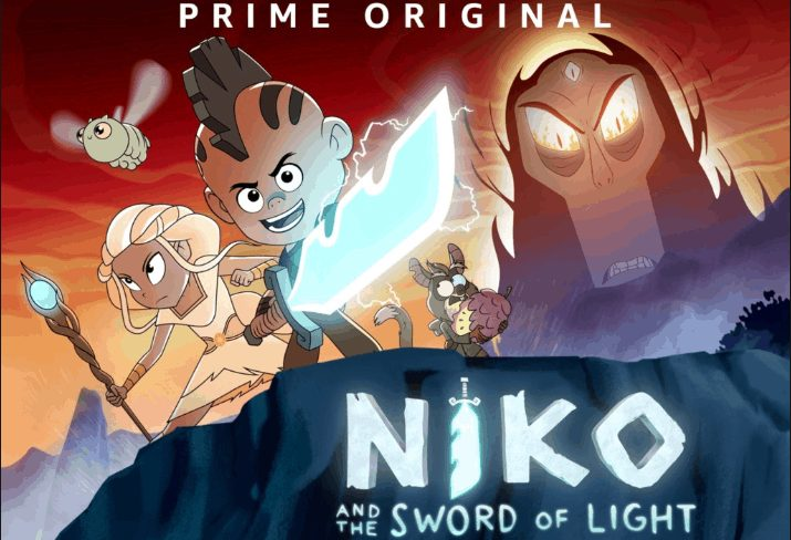 Niko and the Sword of Light (2017) Hindi Dubbed Episodes Download (1080p HD)