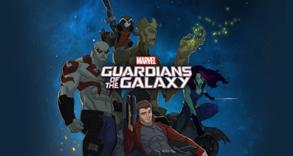 Guardians of the Galaxy Season 1 Episodes in Hindi Dubbed Download