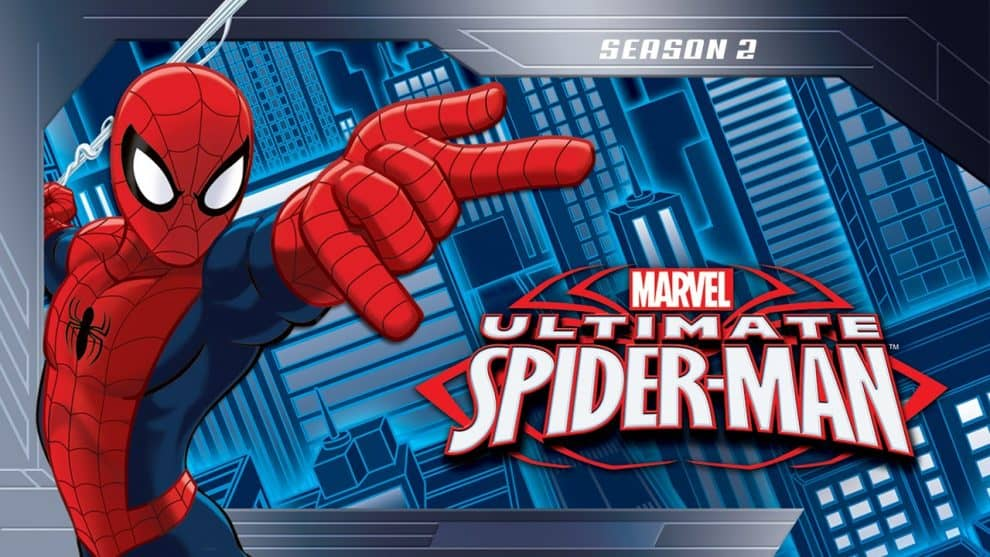 Ultimate Spider-Man Season 2 Episodes in Hindi Dubbed Download