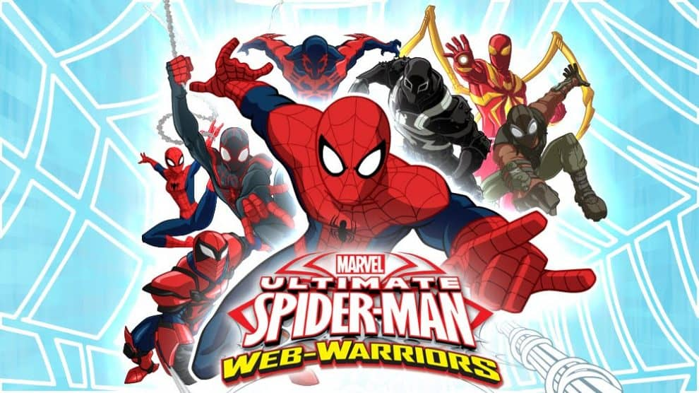 Ultimate Spider-Man Season 3 Web Warriors Episodes in Hindi Dubbed Download
