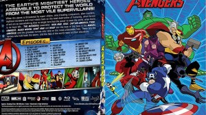 The Avengers: Earth's Mightiest Heroes Season 2 Episodes in Hindi Dubbed Download