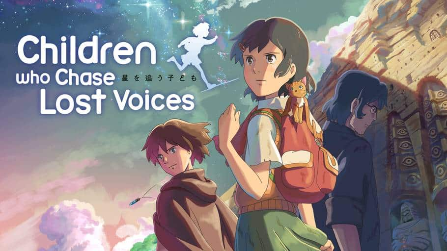 Children who chase lost voices Hindi Subbed Download 1080P