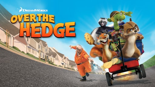 Over the Hedge (2006) [Multi Audio] Download [720p Blu-Ray]