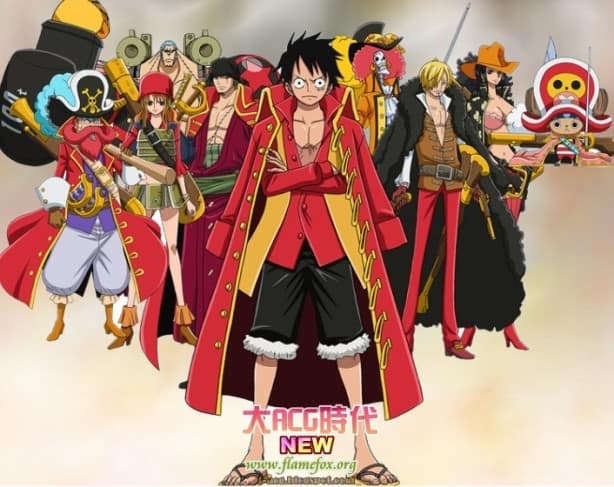 One Piece Z (Movie 12) Hindi Subbed Download 720P HD