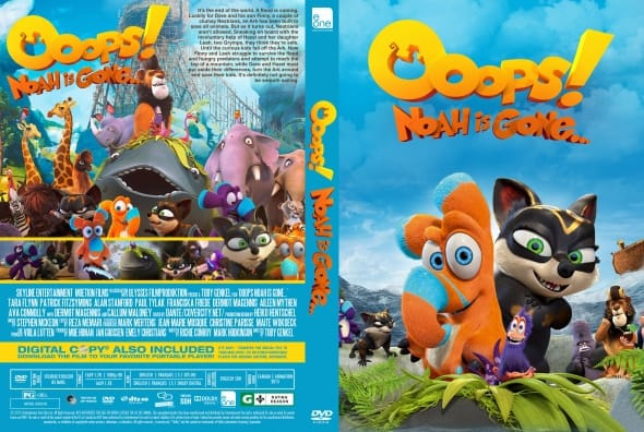 Ooops! Noah Is Gone (2015) Hindi Dubbed Download 720, 1080p FHDRip