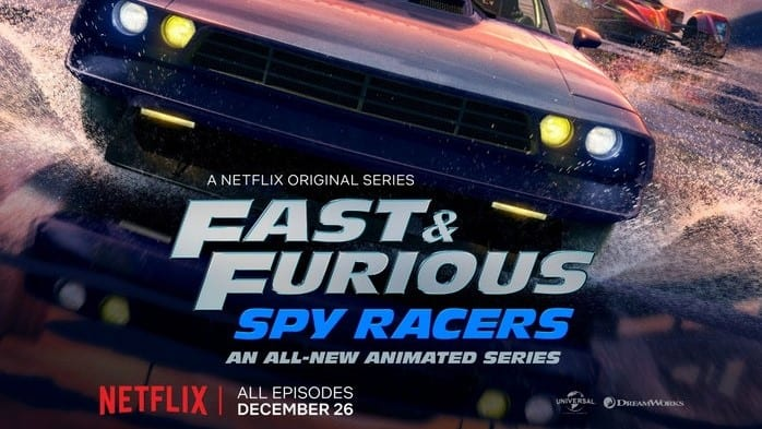 Fast and Furious Spy Racers (2019) Season 1 Dual Audio 1080p, 720p Download Watch Online