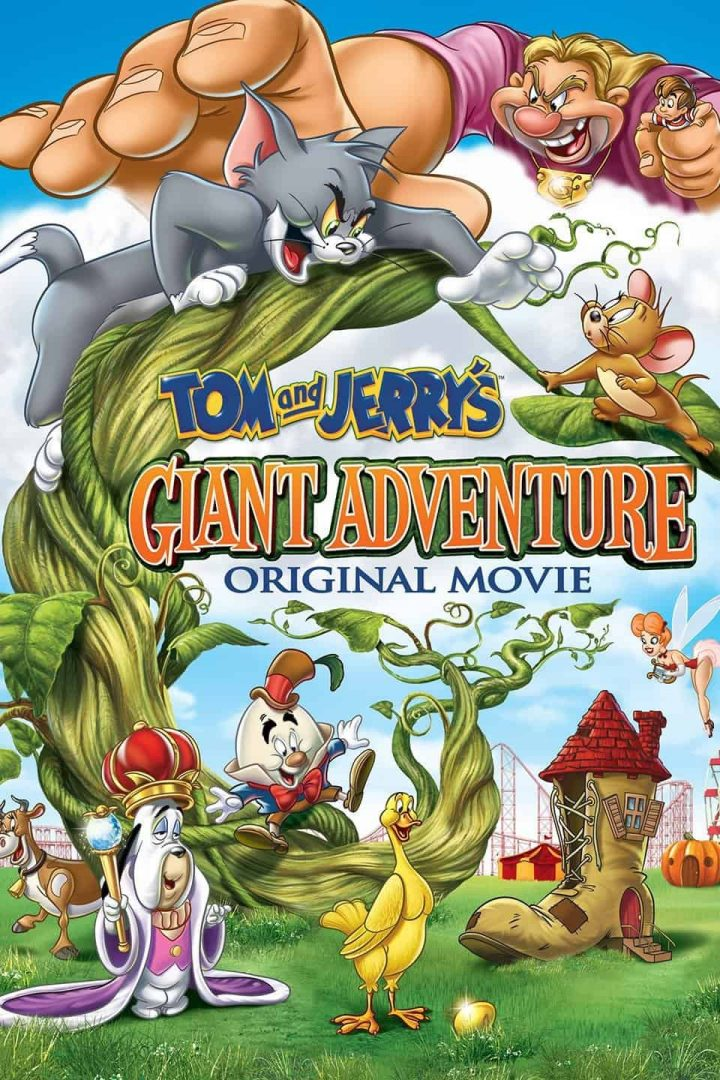 Tom and Jerry's Giant Adventure (2013) English Dub Download 480p, 720p & 1080p [HD BluRay]