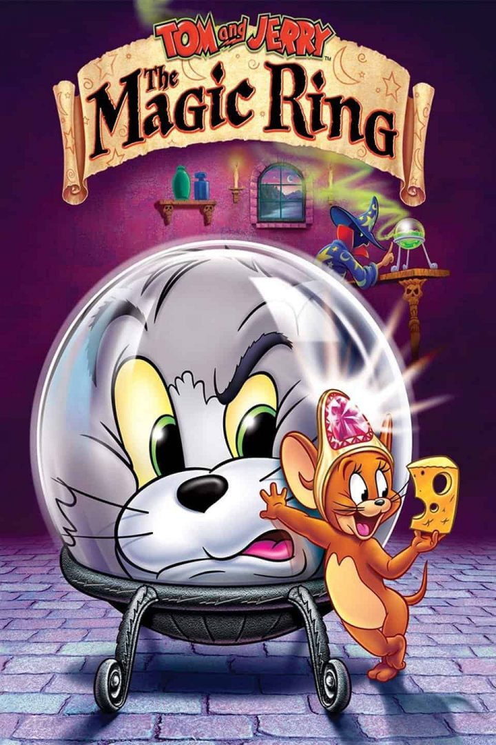 Tom and Jerry: The Magic Ring (2002) Hindi-English Dual Audio Download 576p DVDRip