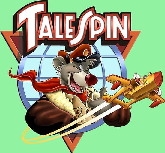 TaleSpin (1990) Tamil Dubbed Episode Download (576p HQ)