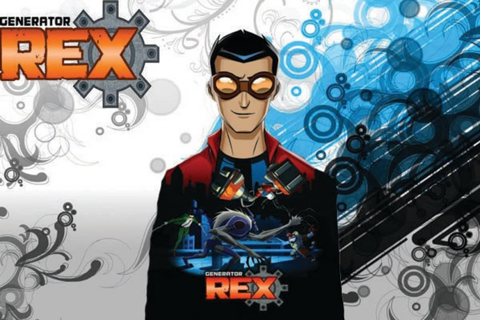Generator Rex All Episodes in Hindi Dubbed Download
