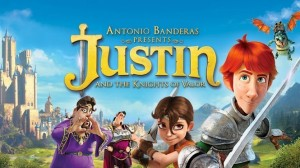 Justin and the Knights of Valour (2013) Hindi Dubbed Full Movie Download HD