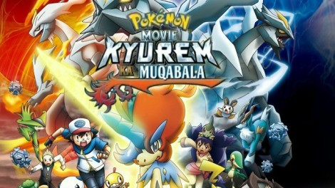 Pokemon Movie Kyurem Ka Muqabala