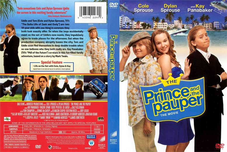 The Prince and the Pauper: The Movie (2007) Hindi-Eng Dual Audio Download 480p, 720p & 1080p HD