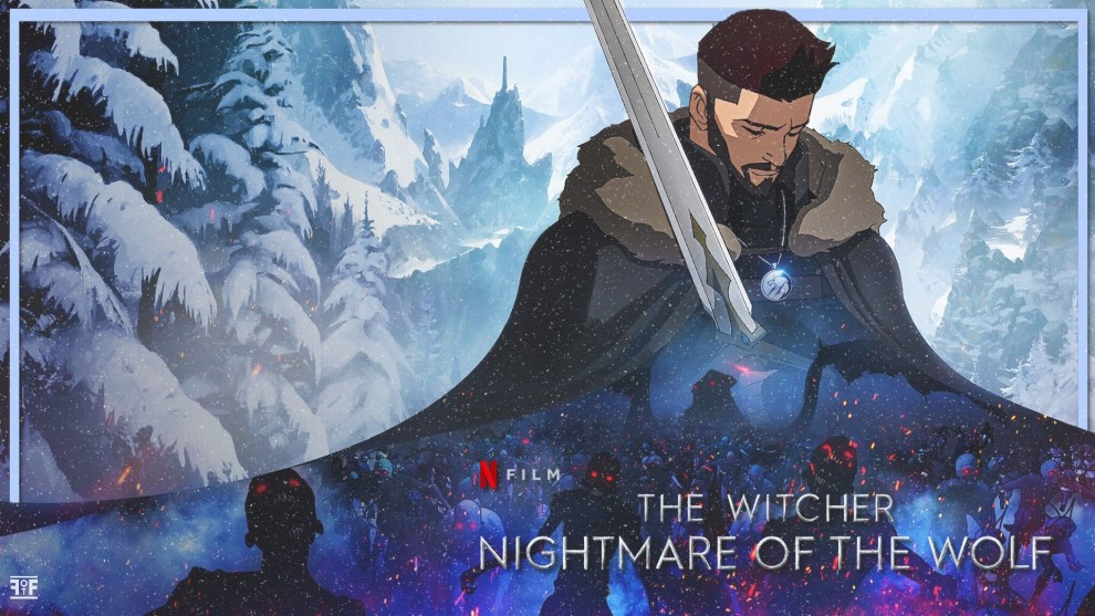 The Witcher: Nightmare of the Wolf (2021) Hindi-Eng Dual Audio Download 480p, 720p & 1080p HD