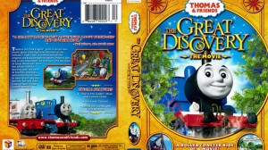 Thomas & Friends: The Great Discovery – The Movie (2008) Hindi-Eng Dual Audio Download 480p, 720p & 1080p HD